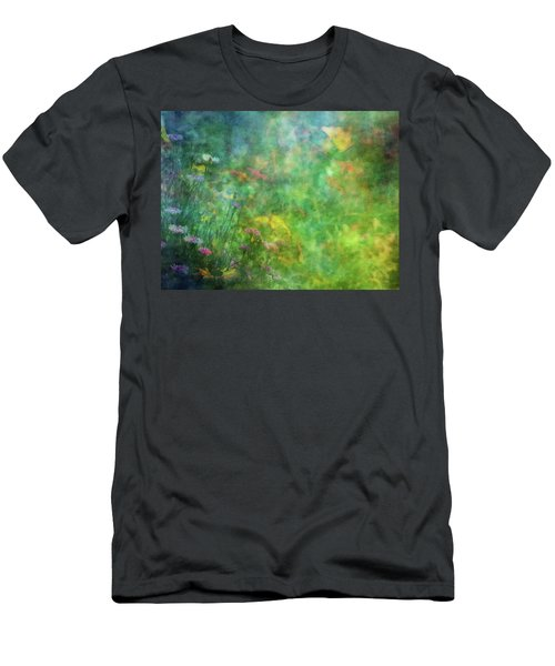 In The Garden 2296 Idp_2 Men's T-Shirt (Athletic Fit)