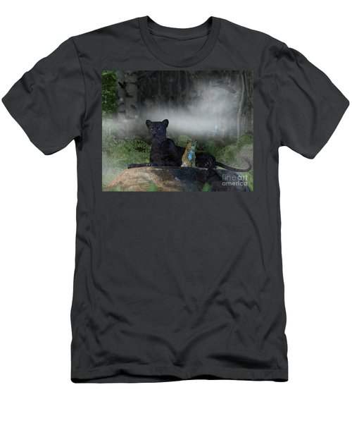 In The Jungle Men's T-Shirt (Athletic Fit)