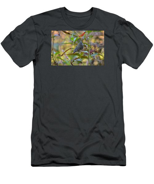 In The Light Men's T-Shirt (Slim Fit) by Kathy Gibbons