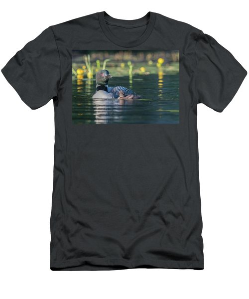 In The Lillies... Men's T-Shirt (Athletic Fit)