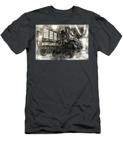 In The Roundhouse Men's T-Shirt (Athletic Fit)