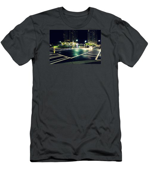 In The Street Men's T-Shirt (Athletic Fit)