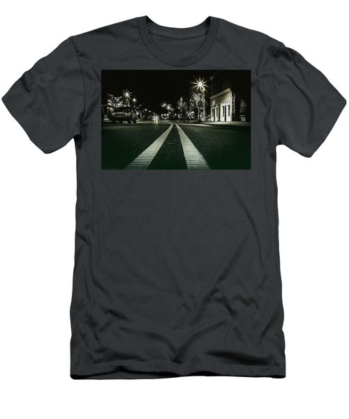 In The Streets Men's T-Shirt (Athletic Fit)