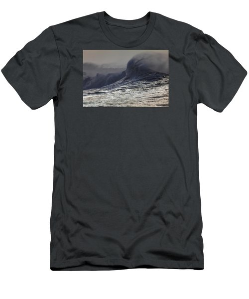 Incoming Men's T-Shirt (Slim Fit) by Mark Alder