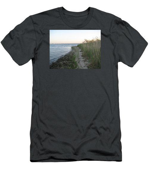 Incoming Tide Men's T-Shirt (Athletic Fit)