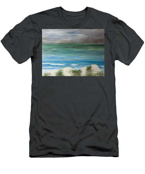 Incoming Weather Men's T-Shirt (Athletic Fit)