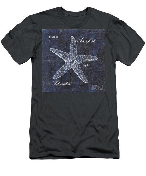Indigo Verde Mar 4 Men's T-Shirt (Athletic Fit)