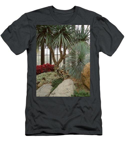 Indoor Garden Men's T-Shirt (Athletic Fit)