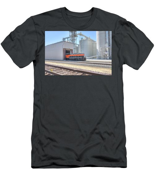 Industrial Switcher 5405 Men's T-Shirt (Athletic Fit)