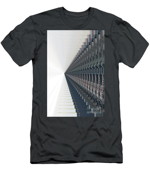 Infinite Possibilities _singapore Men's T-Shirt (Slim Fit) by Scott Cameron
