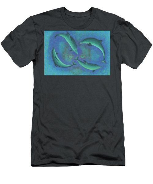 Infinity 4 Third Eye Men's T-Shirt (Athletic Fit)