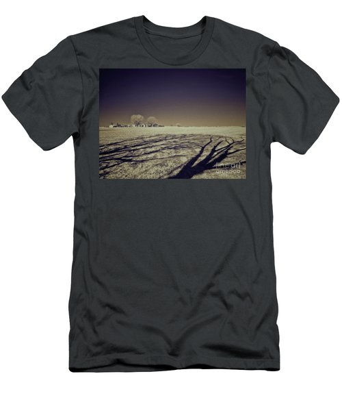 Infrared Landscape Lancaster Pa Men's T-Shirt (Athletic Fit)