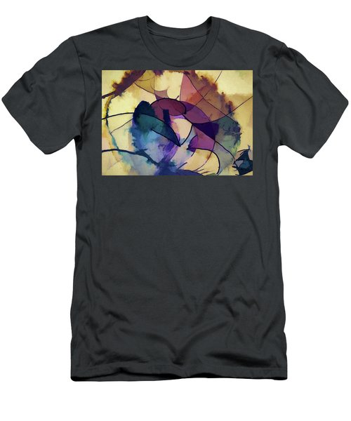Ink Pie Men's T-Shirt (Slim Fit) by Alex Galkin