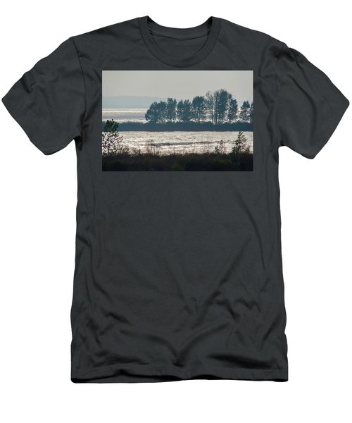 Inlet On Lake Michigan Men's T-Shirt (Athletic Fit)