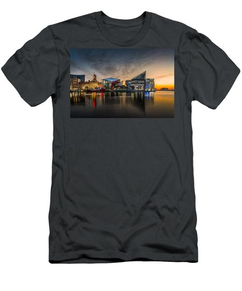 Inner Harbour  Men's T-Shirt (Athletic Fit)