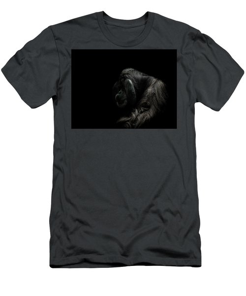 Insecurity Men's T-Shirt (Slim Fit) by Paul Neville