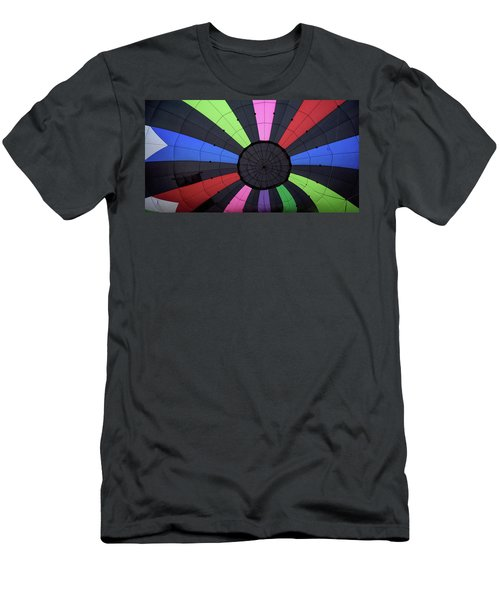 Inside The Balloon Men's T-Shirt (Athletic Fit)