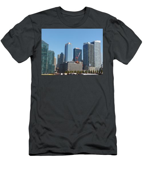 Insomnia City Men's T-Shirt (Athletic Fit)