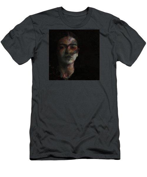 Inspiration Frida Kahlo  Men's T-Shirt (Athletic Fit)