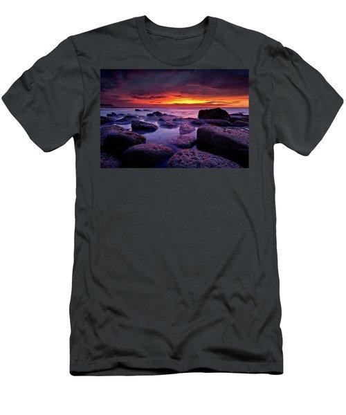 Inspiration Men's T-Shirt (Slim Fit) by Jorge Maia