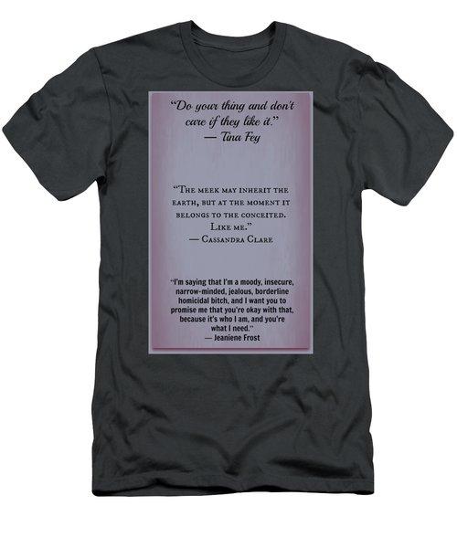 Inspire44 Men's T-Shirt (Athletic Fit)