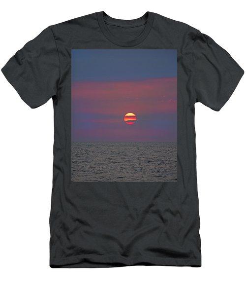Inspiring Glow Men's T-Shirt (Athletic Fit)