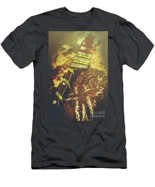 Instrument Of Crime Men's T-Shirt (Athletic Fit)