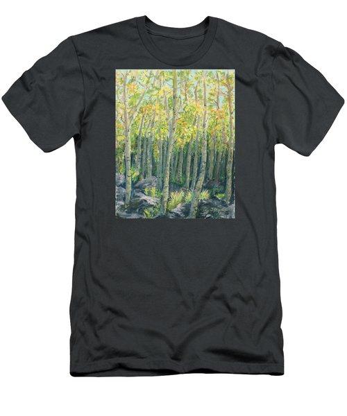 Into The Aspens Men's T-Shirt (Athletic Fit)