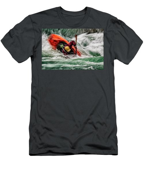 Into The Drink Men's T-Shirt (Athletic Fit)