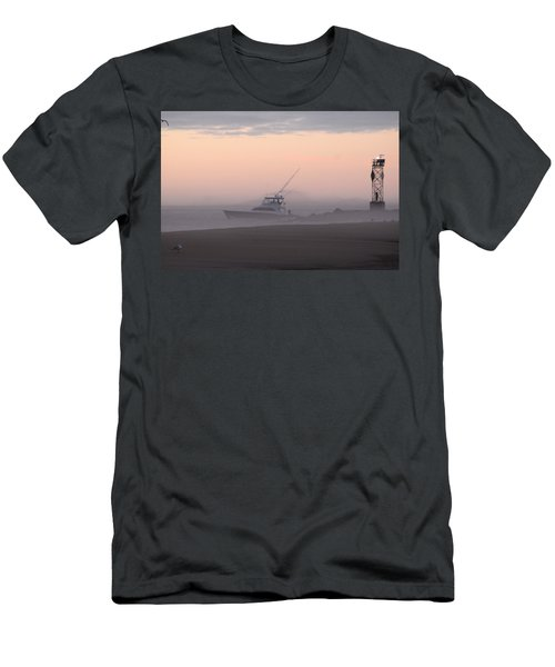 Into The Pink Fog Men's T-Shirt (Athletic Fit)