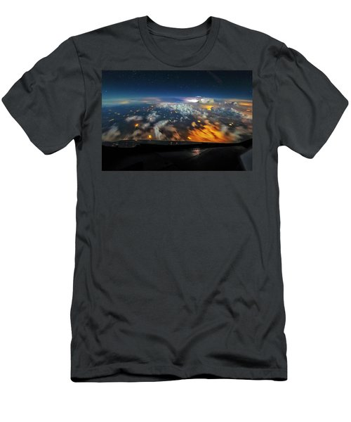 Into The Storm Men's T-Shirt (Athletic Fit)
