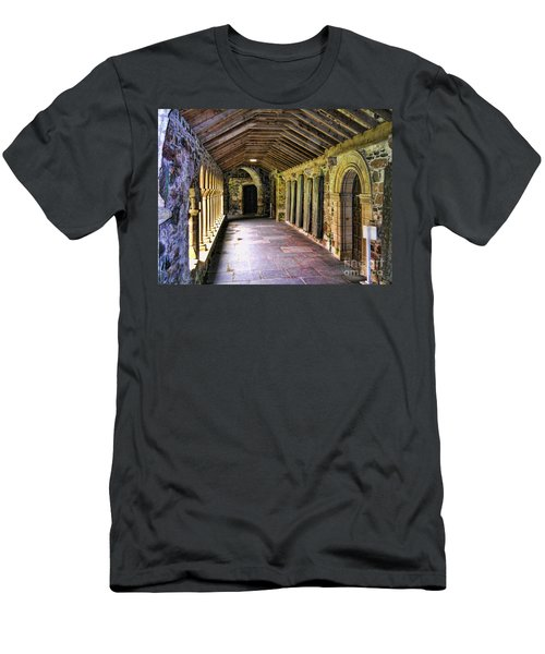 Arched Invitation Passageway Men's T-Shirt (Athletic Fit)