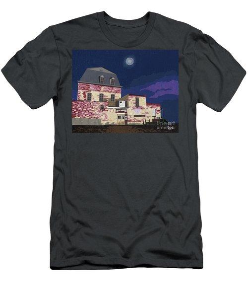 Invoking Revival  Men's T-Shirt (Slim Fit) by Kerri Ertman