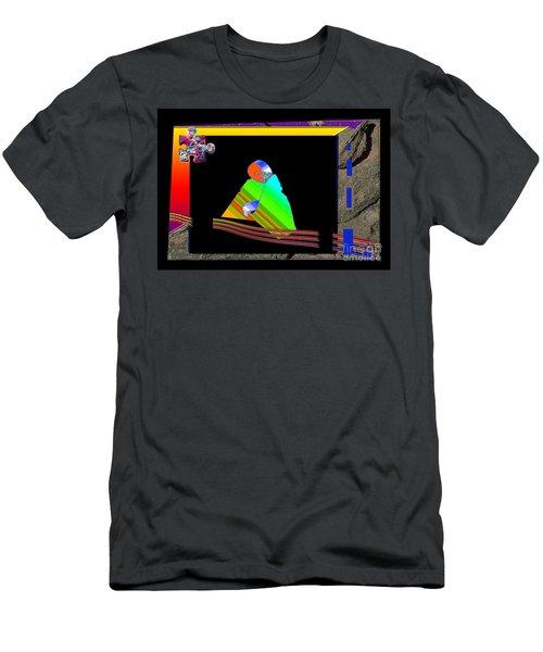 Inw_20a6454_between-rocks Men's T-Shirt (Athletic Fit)