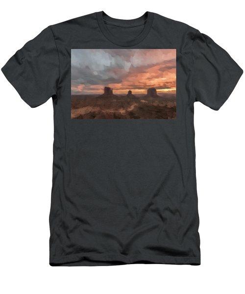 Io'u Men's T-Shirt (Slim Fit) by Jon Glaser