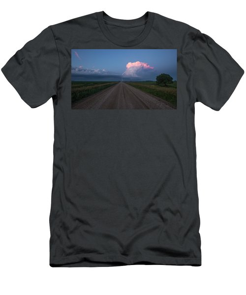 Iowa Supercell Men's T-Shirt (Athletic Fit)