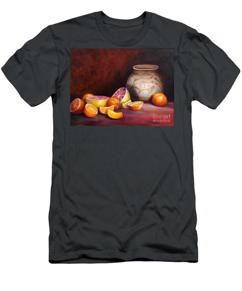 Iranian Still Life Men's T-Shirt (Athletic Fit)