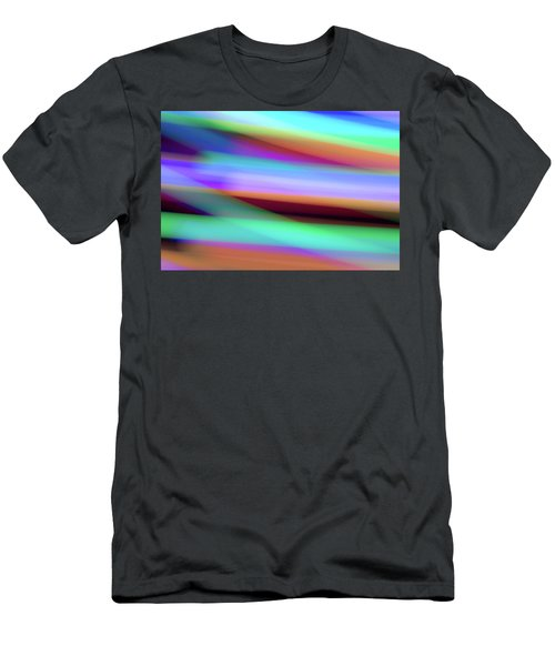 Iridescence Men's T-Shirt (Athletic Fit)