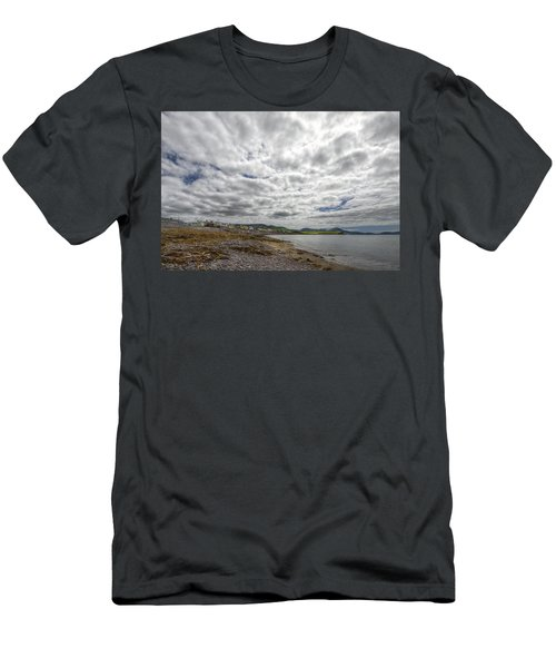 Irish Sky - Waterville, Ring Of Kerry Men's T-Shirt (Athletic Fit)