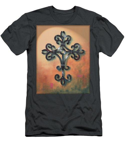 Iron Cross Men's T-Shirt (Athletic Fit)