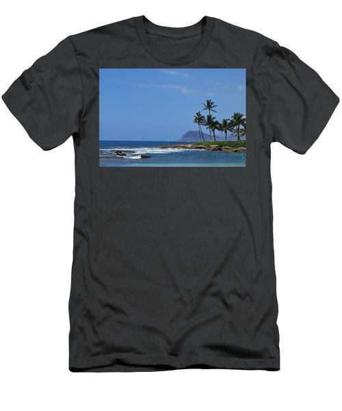 Island View Men's T-Shirt (Athletic Fit)