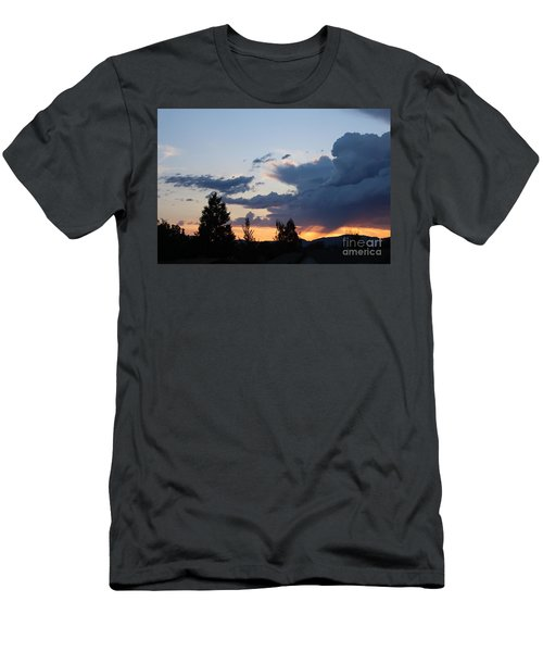 Men's T-Shirt (Athletic Fit) featuring the photograph It Cometh by Marie Neder