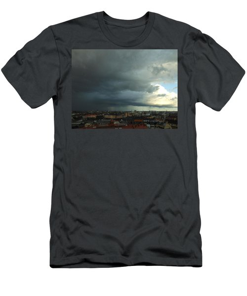 Men's T-Shirt (Athletic Fit) featuring the photograph It Gets Better by Ivana Westin