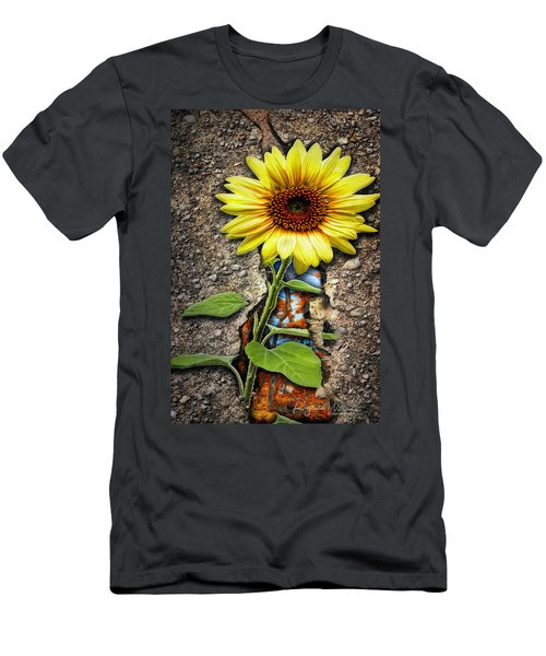 It Grew From Within Men's T-Shirt (Athletic Fit)
