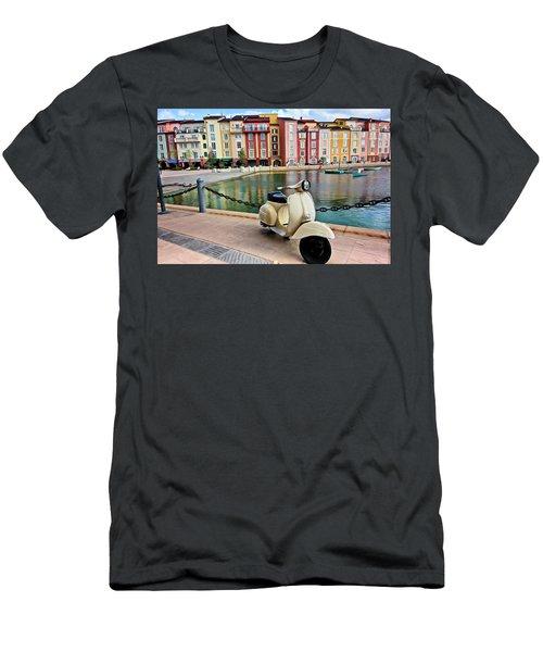 Italian Vista Series 8011y Men's T-Shirt (Athletic Fit)