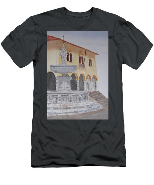 Italy, Vittorio Veneto Men's T-Shirt (Athletic Fit)