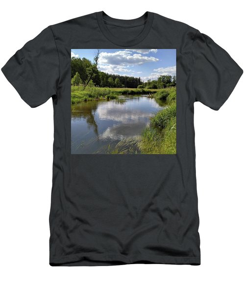 It's So Calming Here In Odrzywol Men's T-Shirt (Athletic Fit)