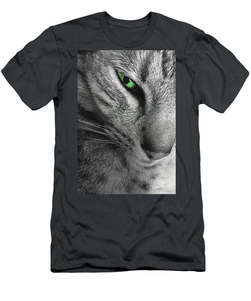 I've Got My Eye On You.  Men's T-Shirt (Athletic Fit)