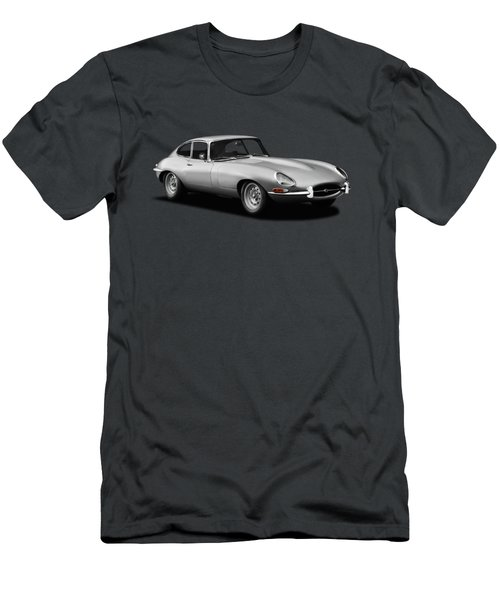 Jaguar E-type Series 1 Men's T-Shirt (Athletic Fit)