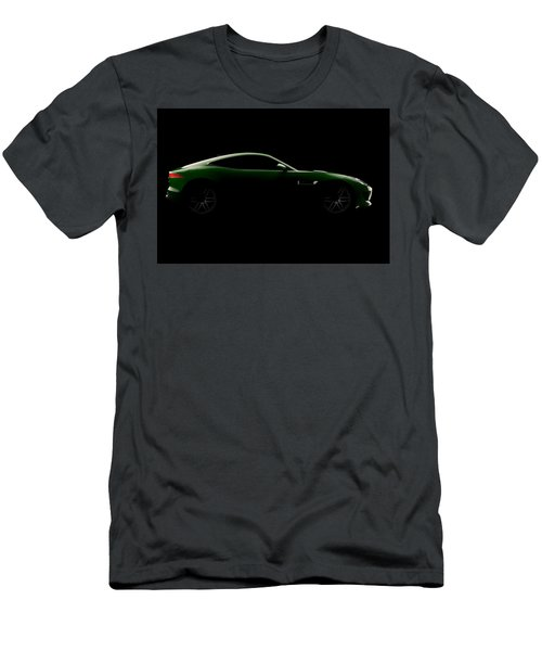 Jaguar F-type - Side View Men's T-Shirt (Athletic Fit)
